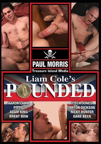 POUNDED in Aaron Slater