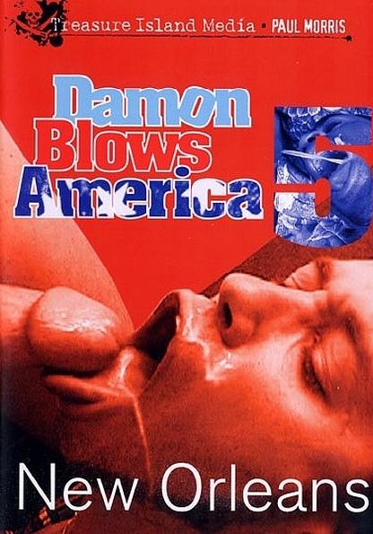 DAMON BLOWS AMERICA 5: New Orleans in Damon Dogg