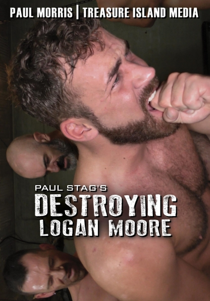Paul Stag's Destroying Logan Moore in AJ Adams