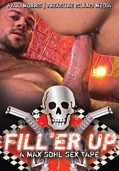 FILL 'ER UP in Hunter Williams