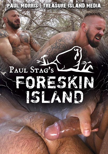 Foreskin Island  in Jay Red