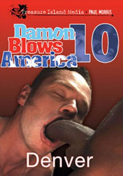 DAMON BLOWS AMERICA 10 (DENVER) in Ian Jay