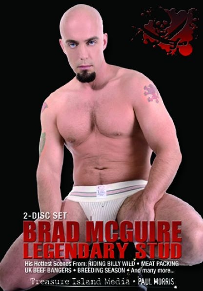 BEST OF BRAD MCGUIRE - LEGENDARY STUD in Christian