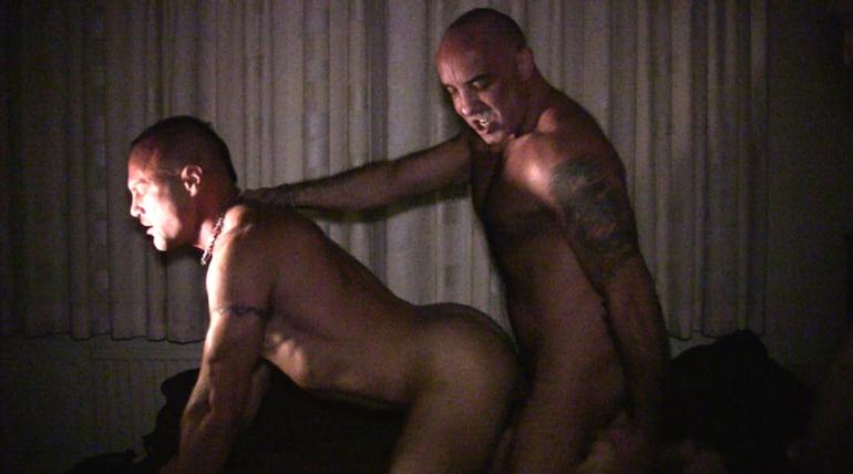 Chad Brock Gangbang (Director's Cut) in Myles Bentley