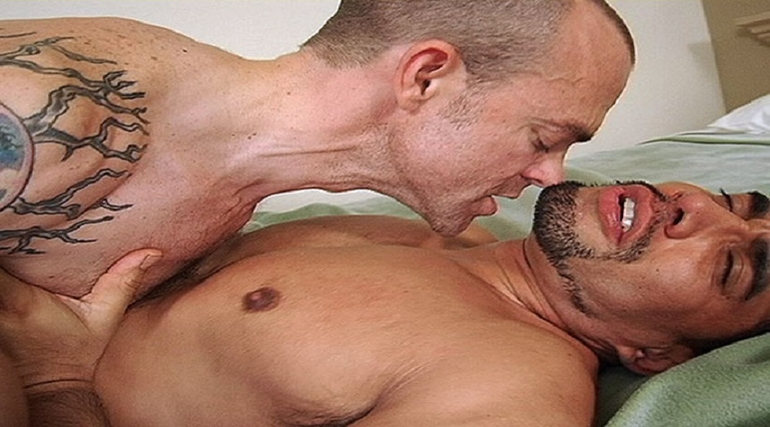 DAN FISK AND BEEF (NEW EXCLUSIVE SCENE) in Dan Fisk