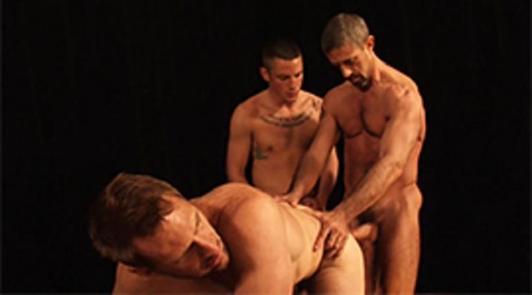 Max's Audition Series: Ross, Jack & Sean in Jack Allen