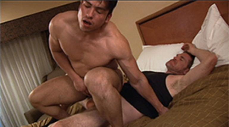 BJ Slater & JD Lopez in BJ Slater