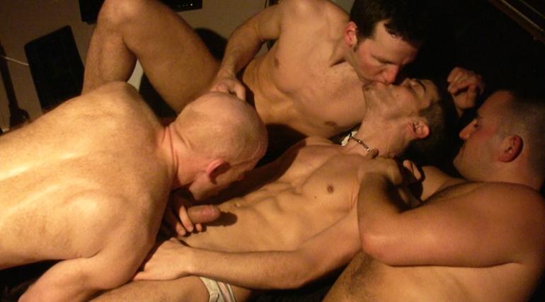 Frank Klein, Kevin Mann, Nikos & Anton D... in Anton Dickson