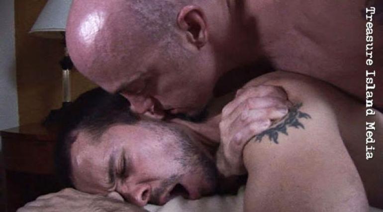 BRAD MCGUIRE FUCKS DANNY BLUE in Brad McGuire